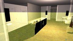 Raumgestaltung Wohnhaus Mehle 2 in der Kategorie Esszimmer