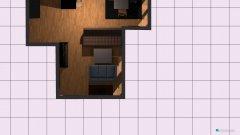 Raumgestaltung Wohnküche II in der Kategorie Esszimmer