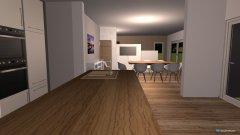 Raumgestaltung wohnräume in der Kategorie Esszimmer
