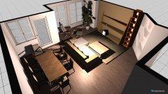 Raumgestaltung Wohnraum in der Kategorie Esszimmer