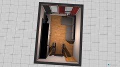 Raumgestaltung Wohnung 2 in der Kategorie Esszimmer