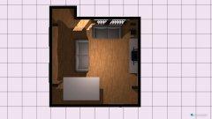 Raumgestaltung Wohnung 3 in der Kategorie Esszimmer
