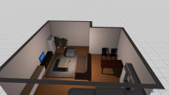 Raumgestaltung Wohnung M+J in der Kategorie Esszimmer