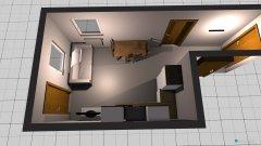 Raumgestaltung Wohnung Omi Nanne in der Kategorie Esszimmer