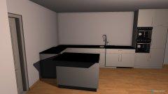 Raumgestaltung wohnung1 in der Kategorie Esszimmer