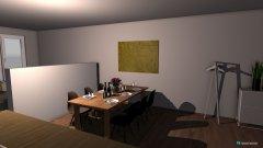Raumgestaltung Wohnung2 in der Kategorie Esszimmer