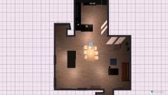 Raumgestaltung Wohnung_2 in der Kategorie Esszimmer
