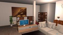 Raumgestaltung Wohnung_3 in der Kategorie Esszimmer