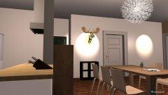 Raumgestaltung Wohnung_5 in der Kategorie Esszimmer