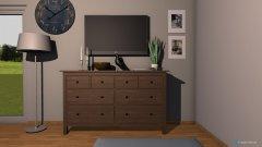 Raumgestaltung Wohnzimmer 1 in der Kategorie Esszimmer