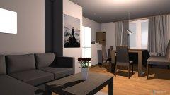 Raumgestaltung wohnzimmer 2.1 in der Kategorie Esszimmer