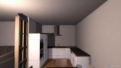 Raumgestaltung Wohnzimmer Borna in der Kategorie Esszimmer