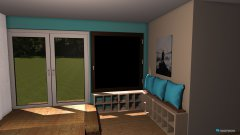 Raumgestaltung Wohnzimmer durchbruch in der Kategorie Esszimmer
