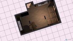 Raumgestaltung Wohnzimmer Esszimmer in der Kategorie Esszimmer