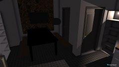 Raumgestaltung wohnzimmer küche in der Kategorie Esszimmer