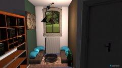 Raumgestaltung Wohnzimmer Lisa 1 in der Kategorie Esszimmer