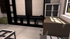 Raumgestaltung wohnzimmer_v1 in der Kategorie Esszimmer