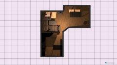 Raumgestaltung wokü in der Kategorie Esszimmer