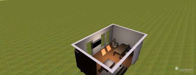 Raumgestaltung wz in der Kategorie Esszimmer