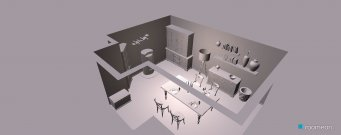 Raumgestaltung ydghy in der Kategorie Esszimmer