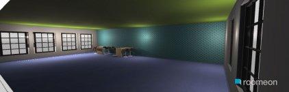 Raumgestaltung yoga in der Kategorie Esszimmer