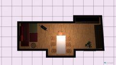 Raumgestaltung Yppenplatz in der Kategorie Esszimmer