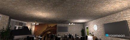 Raumgestaltung ziad resturant in der Kategorie Esszimmer