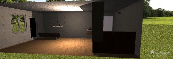 Raumgestaltung zimmer in der Kategorie Esszimmer