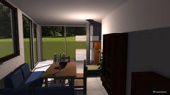 Raumgestaltung Zubau in der Kategorie Esszimmer