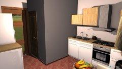 Raumgestaltung кухня in der Kategorie Esszimmer