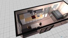 Raumgestaltung ห้องครัว in der Kategorie Esszimmer