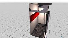 Raumgestaltung Abstellraum in der Kategorie Flur