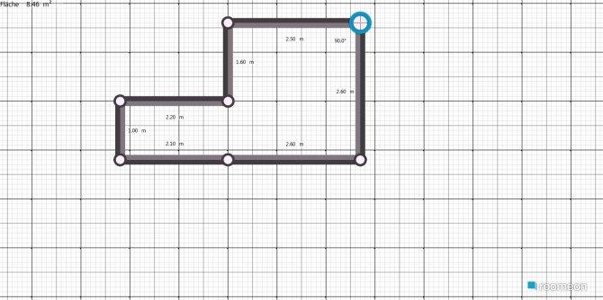 Raumgestaltung architektur büro rd in der Kategorie Flur