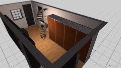 Raumgestaltung berging in der Kategorie Flur