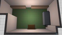 Raumgestaltung dachbodewn in der Kategorie Flur