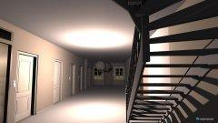 Raumgestaltung Diele und Eingang in der Kategorie Flur