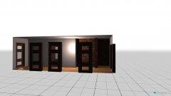 Raumgestaltung eDDI-2 in der Kategorie Flur