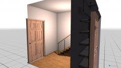Raumgestaltung EG - Flur - Zugang zu EG in der Kategorie Flur