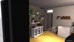 Raumgestaltung Eingang Kita 3 in der Kategorie Flur