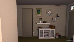 Raumgestaltung Eingang Kita 5 in der Kategorie Flur