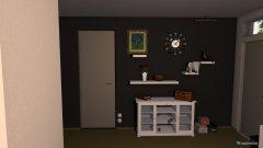 Raumgestaltung Eingang Kita in der Kategorie Flur