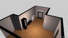 Raumgestaltung eingang in der Kategorie Flur