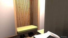 Raumgestaltung előszoba in der Kategorie Flur