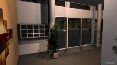 Raumgestaltung entreehal liftview in der Kategorie Flur