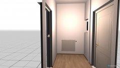 Raumgestaltung Flur - 1. Entwurf in der Kategorie Flur