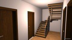 Raumgestaltung Flur 1.Stock in der Kategorie Flur