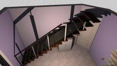 Raumgestaltung Flur Eingangsbereich in der Kategorie Flur