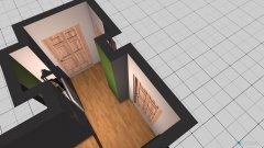Raumgestaltung  flur eingerichtet in der Kategorie Flur