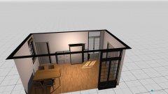 Raumgestaltung Flur Essbereich in der Kategorie Flur