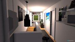 Raumgestaltung Flur Obergeschoss in der Kategorie Flur